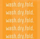 Repeat Poster - Wash, Dry, Fold 1