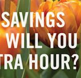 Daylight Savings Poster - Extra Hour