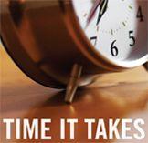 Daylight Savings Stand Up Card - Clocks
